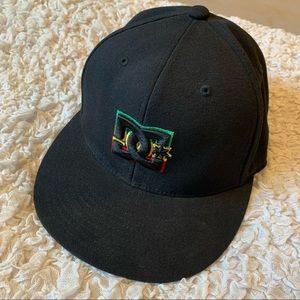 DC Flat Brim Hat